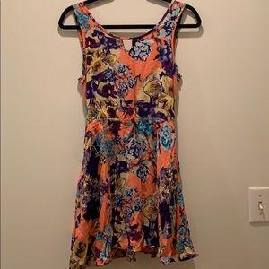 Kirra Floral Dress